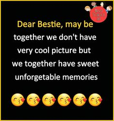 Maham😘Bisma😘Hina miss you! Bff Quotes Funny, Besties Quotes, Bffs, Qoutes, Best Friend Miss You, Best Friend Quotes, Missing Friends Quotes, Real Friendship Quotes, Best Friendship