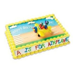 Sesame Street Grover  Elmo Plane Cake Kit -- Check out this great product.