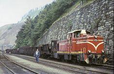 Heart Of Europe, Diesel Locomotive, Austria, Trains, Locomotive, Role Models, Model Train