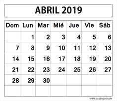 Calendario Agosto 2019 Numeros Grandes.Calendario