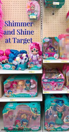 Get Your Glitter Filter On with Shimmer and Shine + Shimmer and Shine Toys at Target! #ShimmerandShine ad