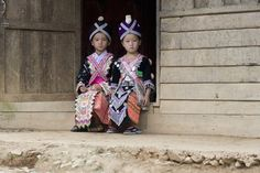 Hilltribe children i