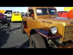1952 DODGE POWER WAGON - YouTube
