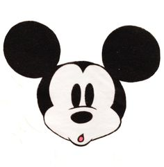 Mickey Mouse Mickey Head, Mickey Minnie Mouse, Mikey Mouse, Mickey Mouse Wallpaper, First Animation, Disney Scrapbook, Card Making Inspiration, Disney Pictures, Disneyland