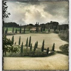 Val d'orcia #tuscany one of the best #tuscan postacards by Il @fontanaro #holiday villas