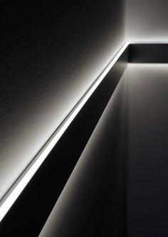 Built-in lighting profile UNDERSCORE by iGuzzini Illuminazione | #design Dean Skira @iguzzini: