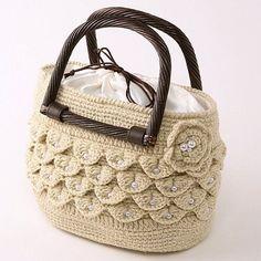 Вязаные дизайнерские сумки - Ярмарка Мастеров - ручная работа, handmade