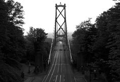 Lions Gate Bridge by Evan Kemper on 500px