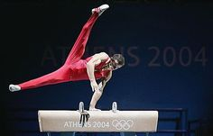 Everything You'd Ever Want to Know About the Dreaded Pommel Horse