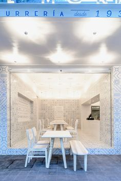Cafe El Moro in Mexiko Stadt - Fliesen und Platten - Hotel/Gastronomie - baunetzwissen.de
