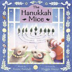 The Hanukkah Mice by Maggie Kneen