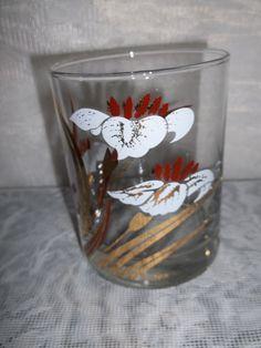 Culver glass, iris