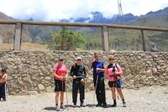 Read more about a trip to Peru in our testimonial of the month: