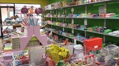 welcome to our candy store