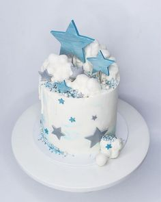 an amazing fact about baby shower ideas for boys cakes uncovered . - an amazing fact about baby shower ideas for boys cakes uncovered an amazin - Baby Shower Cakes For Boys, Baby Boy Cakes, Star Baby Showers, Baby Trivia, Gateau Baby Shower, Baby Shower Cupcakes, Baby Shower Drip Cake, Shower Baby, Baby Boy Birthday Cake