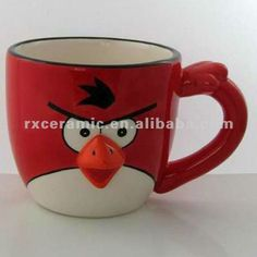 1,This is a hand-painted ceramic mug2, Price is reasonable 3, Has  very strong environmental protection function