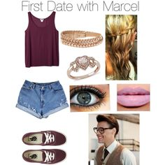 Date with Marcel