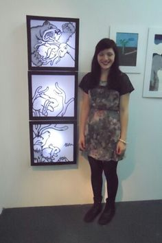 My final exhibition 2012