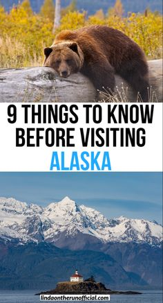 Dreaming of taking an Alaska trip? Here are 9 important things to know before traveling to Alaska| Tips on how to prepare for a trip to Alaska| #alaska #usa #travel
