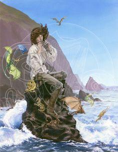 Masterharper Robinton of Pern