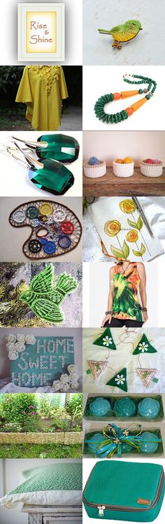 good evening everyone :) by Tatie on Etsy--Pinned+with+TreasuryPin.com