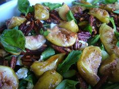 honey roasted figs a