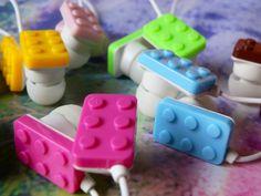 Fone de Ouvido Lego