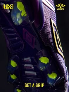 Get A Grip For The Love Of Boots UX-1 umbro.com