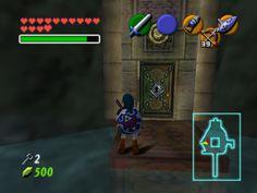 Ocarina of Time Walkthrough – Water Temple – Zelda Dungeon