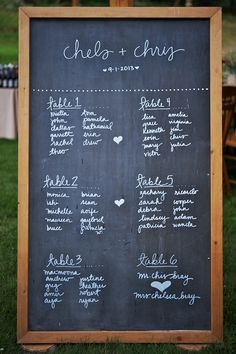 A Rustic Garden Party: Chelsea & Chris