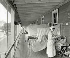 """Influenza Pandemic: 1919 Washington, D."""" One of the very few images in Washington-area photo archives documenting the influenza contagion of which killed over Americans and tens of millions around the globe Retail Robin, Medical History, Us History, History Of Nursing, History Timeline, History Photos, Blunt Cards, Anne Taintor, Washington Dc"""
