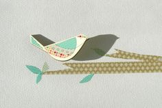 ♥a little washi birdie told me...♥