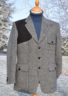 bespoke shooting jackets | shooting jackets made to order by our skilled shooting jacket makers ...