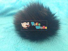 Kunstfellbommel, toorie, fake fur toorie, booble, pompon, fake fur