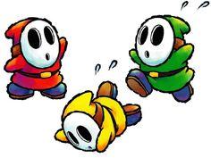 Shy Guys - Characters  Art - Yoshis Island DS.jpg