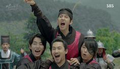 'Scarlet Heart: Ryeo' star Lee Joon-Gi reveals EXO's Baekhyun is the energizer on set Joon Gi, Lee Joon, Scarlet Heart Ryeo Funny, Jin, Arang And The Magistrate, East Of Eden, Weightlifting Fairy, Best Hero, A Series Of Unfortunate Events
