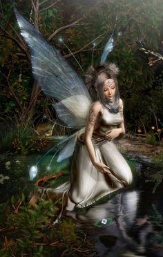 Undine fairie