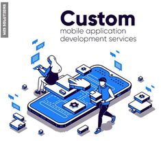 Our team of experts excel in every technology that powers native, cross-platform, and even custom mobile application development services. Visit W2SSolutions to o get started. #MobileAppDevelopment #Business #Way2Smile #Startups #Enterprises Android Application Development, Mobile App Development Companies, Web Development, Companies In Dubai, Best Mobile, Android Apps, Startups, Business, Platform