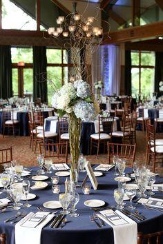 Eagle Ridge Resort Wedding  Read more - http://www.stylemepretty.com/illinois-weddings/galena/2014/02/06/eagle-ridge-resort-wedding/