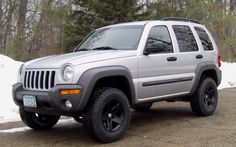 """Lets See All Your Lifted Liberty KJ's!!! - Page 6 - JeepForum.com - 2.5"""" lift"""
