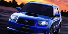 Subaru Forester Wallpapers