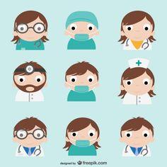 centros de salud dibujos - Buscar con Google