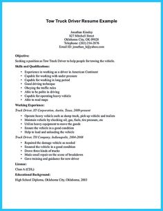 Bus Driver Resume Sounds Like Working As A Bus Driver Is Easybut It Is Nota Bus