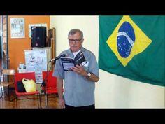 (3) Cícero Pedro de Assis no Café com Poesia - 87º Edição - 29-10-2016