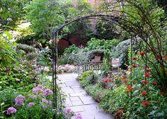 5 Secret NYC Gardens You Never Knew About via @PureWow