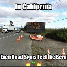 Bernie Sanders~~Vote 6/7/16 #California