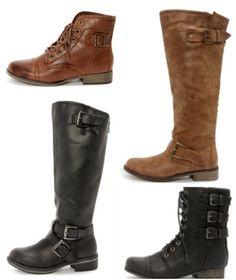 Madden Girl Vegan Boots