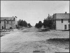 Main Street in Mitchell, 1910