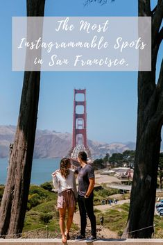 San Francisco, California. What to do in San Francisco. The Best Photo Spots in San Francisco. Best Places to Take Pictures in San Francisco. California Travel Guide, California Trip, Kirby Cove, San Francisco Travel Guide, Us Travel, Luxury Travel, Place To Shoot, United States Travel, Best Cities