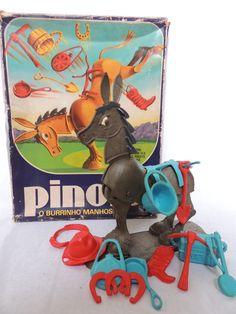 Brinquedo Antigo - Pinote - Estrela - Anos 80 - Original! - R$ 99,99 en MercadoLibre